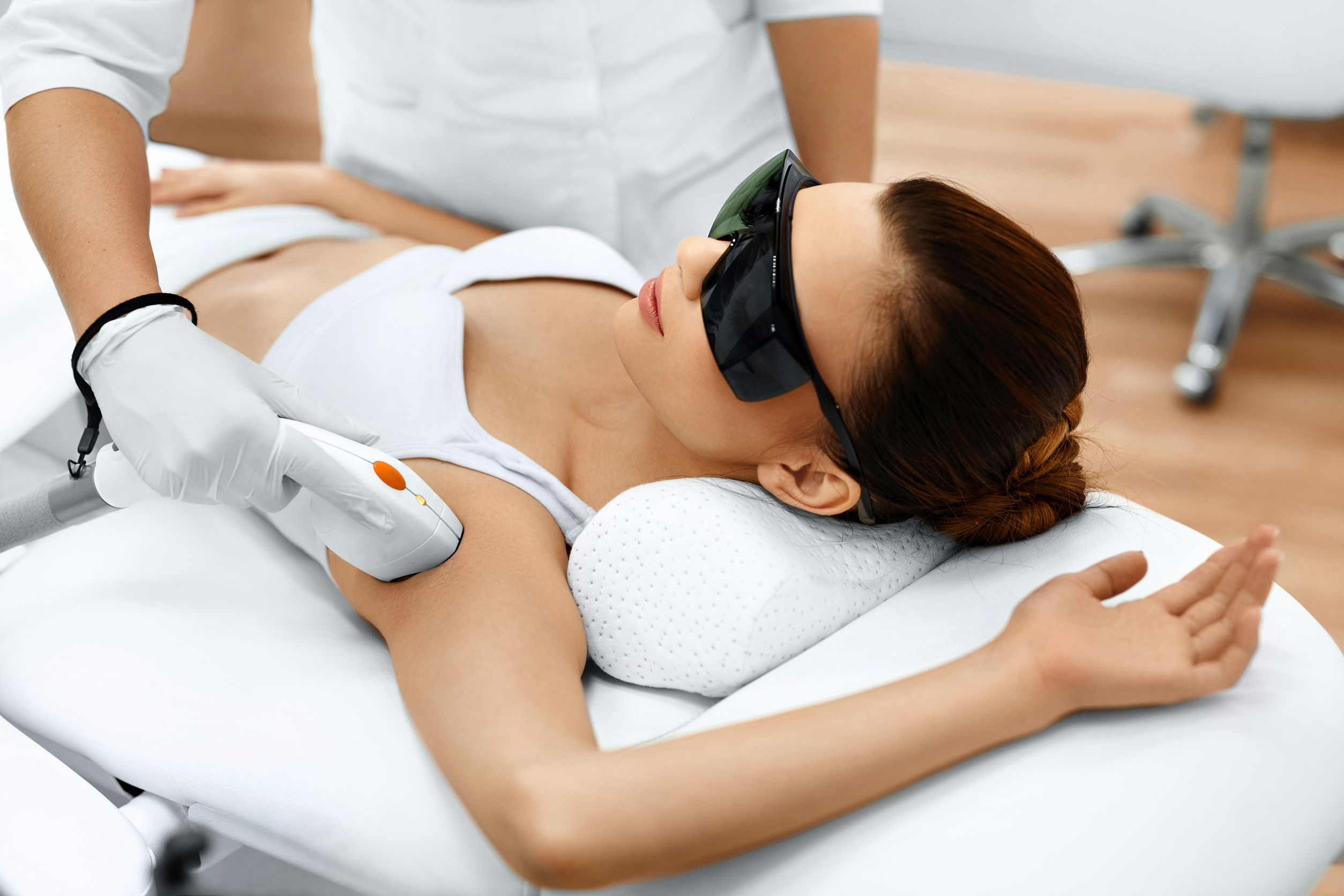 6. Laser Hair Removal
